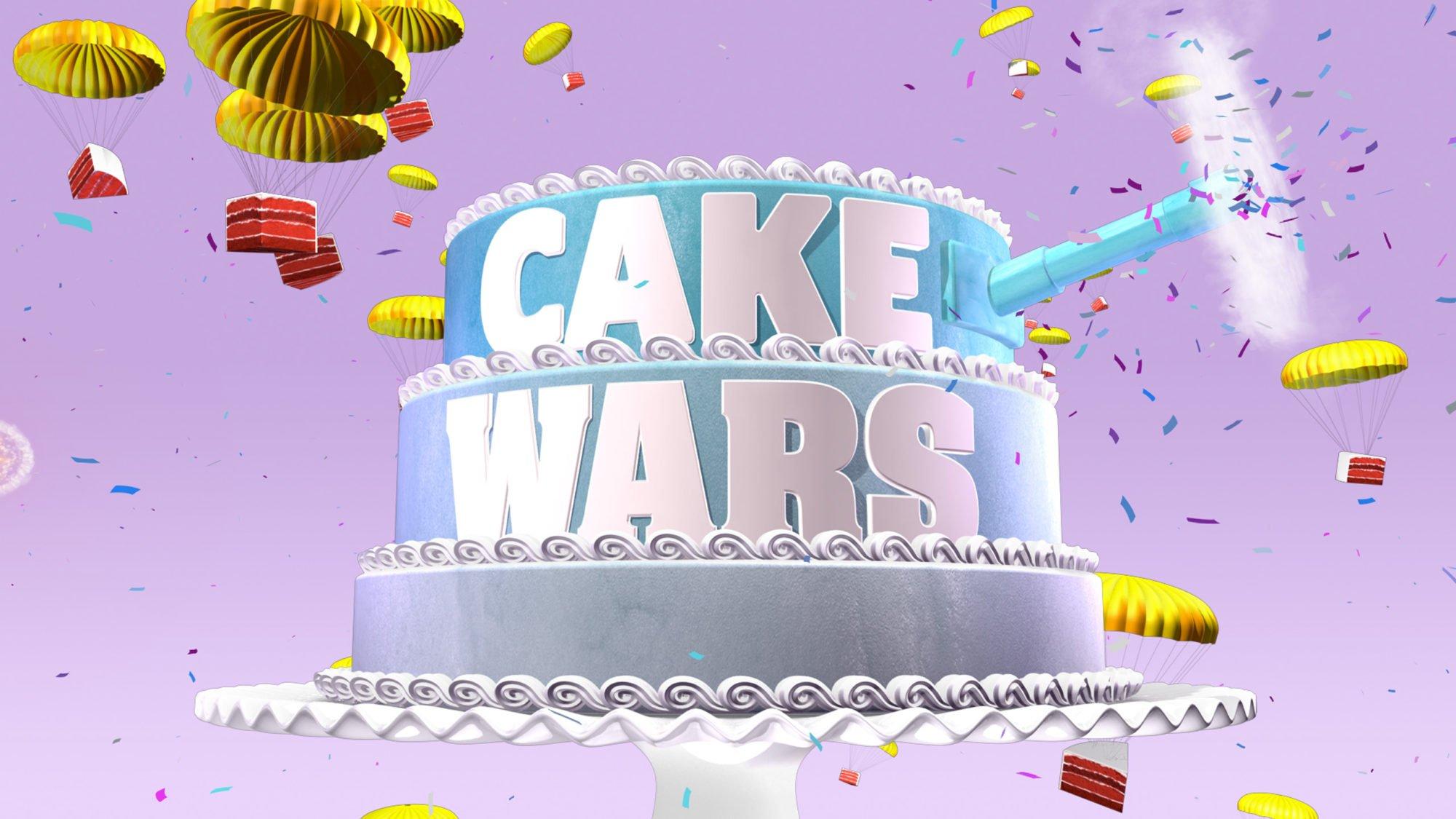 Sweet Treasures WON Cake Wars