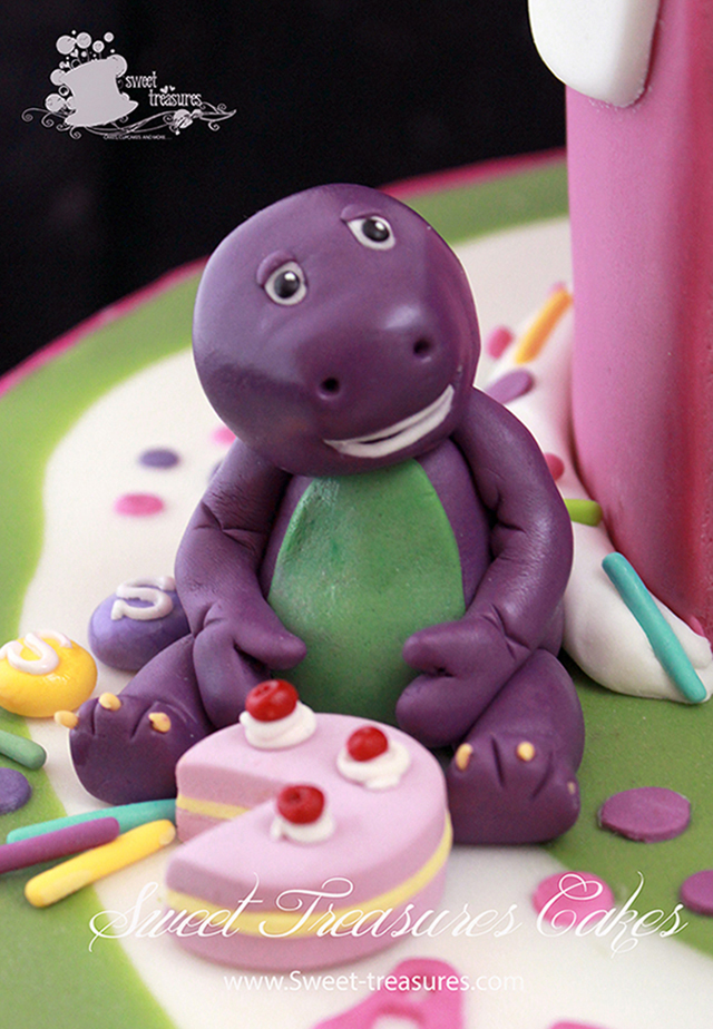 How Early Can You Make A Fondant Cake